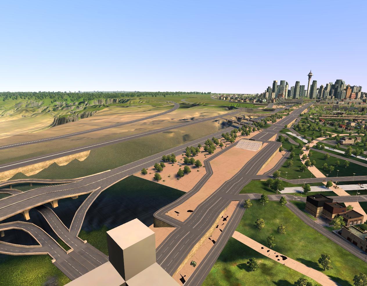 Cities XL Freeway