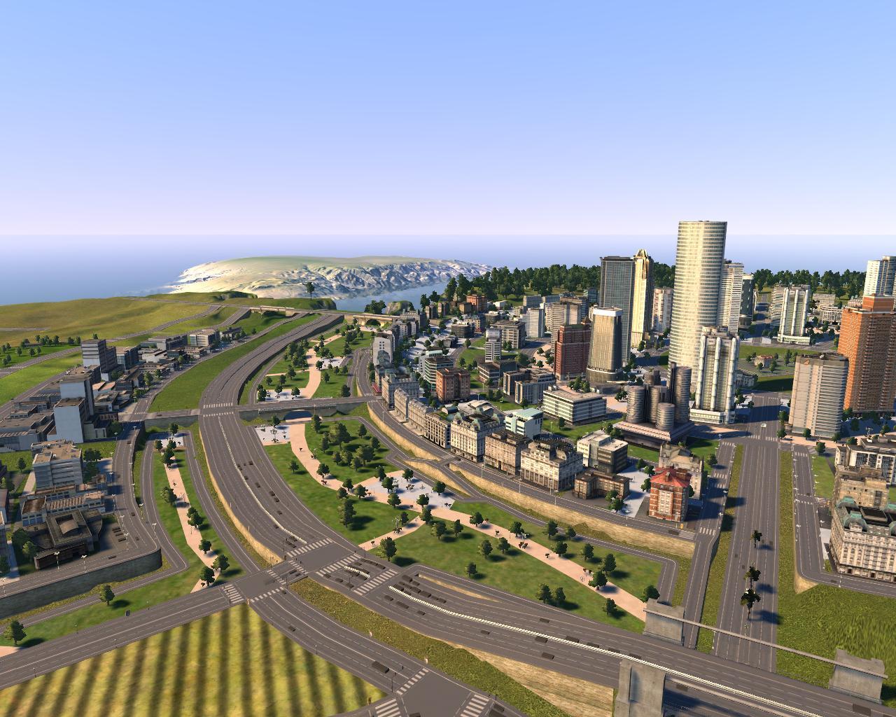 Cities XL adminestration circle