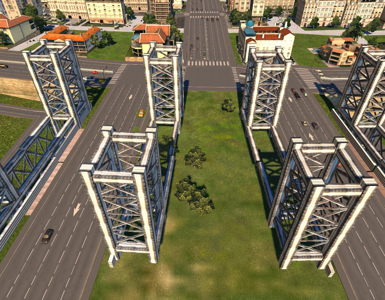 Cities XL bridges
