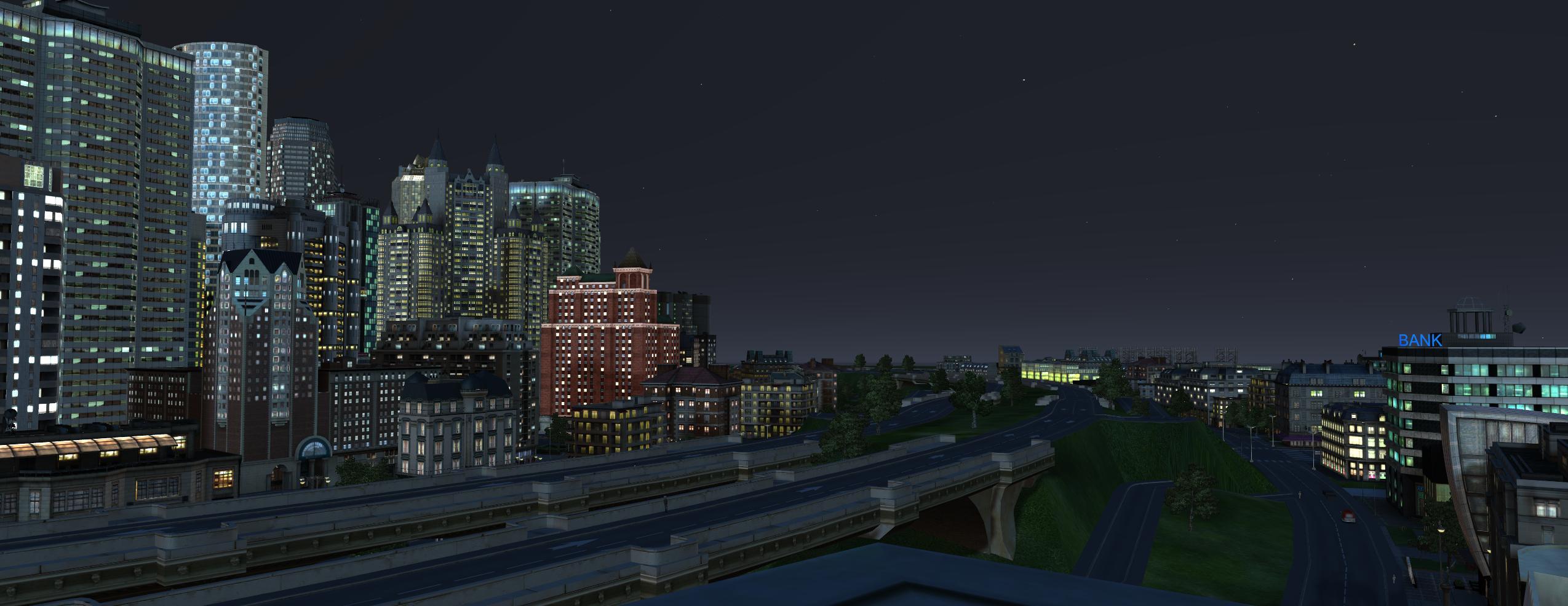 Cities XL skyline