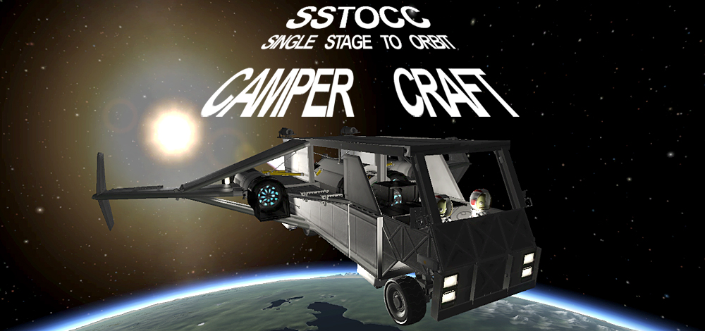 single stage to orbit campercraft