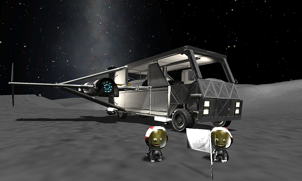 ssto, spaceballs, camper craft